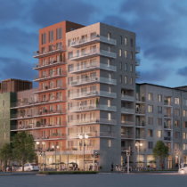 Flytta in i ny bostad i Täby Park