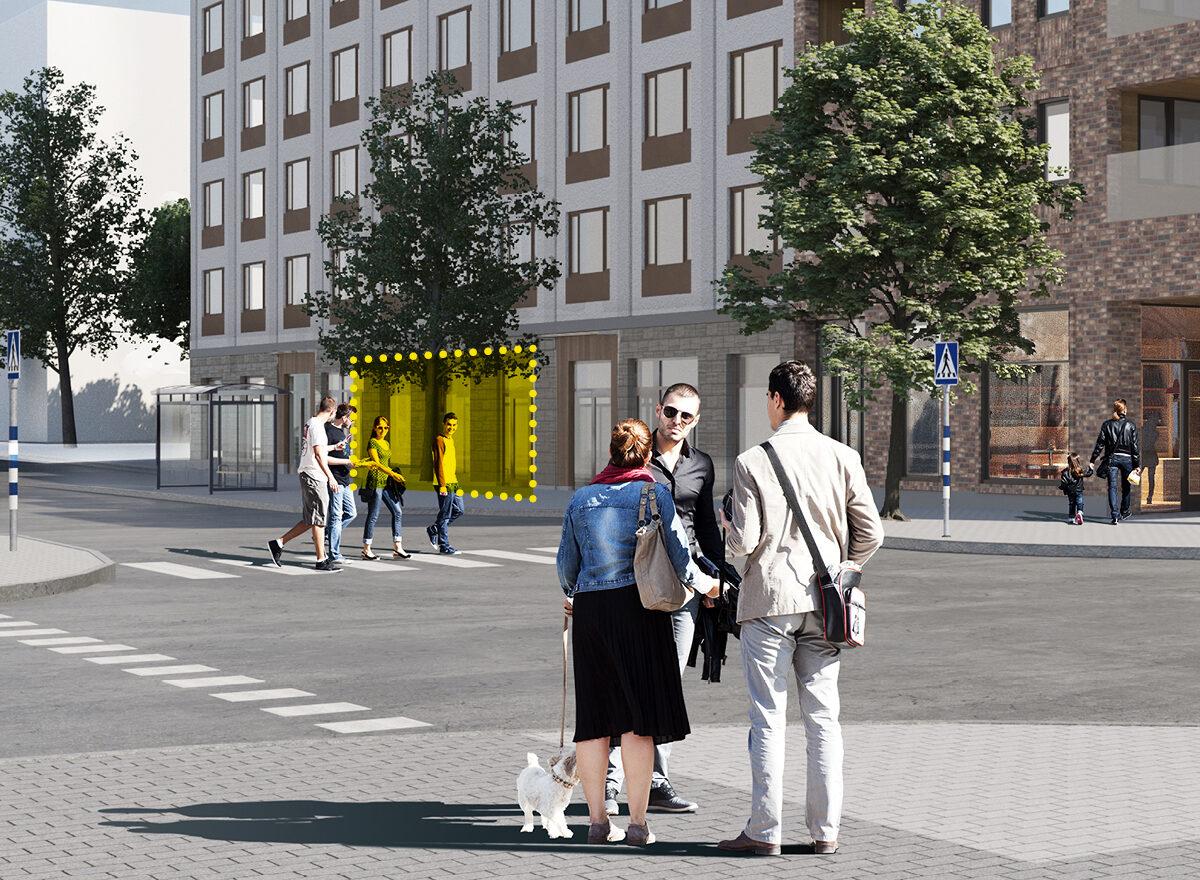 Öppna sko- och nyckelservice i kvarteret Klövern i Täby Park