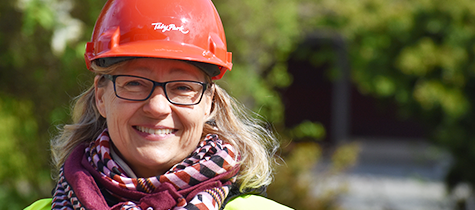 Hållbarhet har varit fokus redan från starten i Täby Park