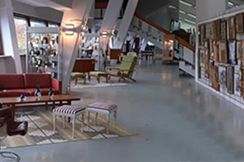 Crafoord Auktioner har flyttat in till Täby Park