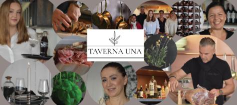 Restaurang Taverna Una öppnar i Täby Park