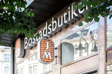 Utbud av nyproducerade lägenheter hos JM i Täby Park